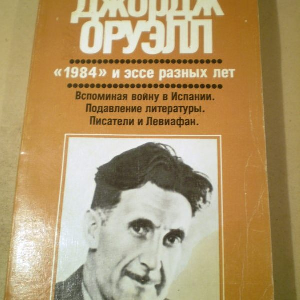 essays 1984 novel review Among george orwell's greatest writing, nineteen eighty-four is an epic tale of a world gone mad orwell's futuristic vision is both prophetic and terrifying, yet a hint of comedic relief is spattered throughout.